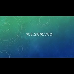 Other - RESERVED APKELLY00